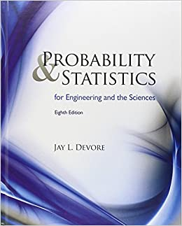 devore probability and statistics solutions manual