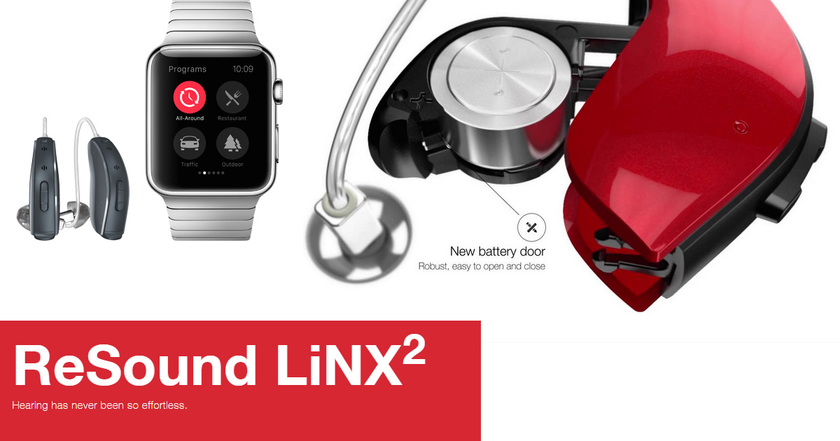 resound linx 2 962 manual