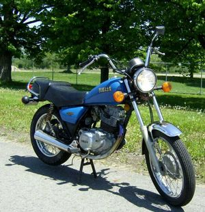 1993 honda nighthawk 250 service manual