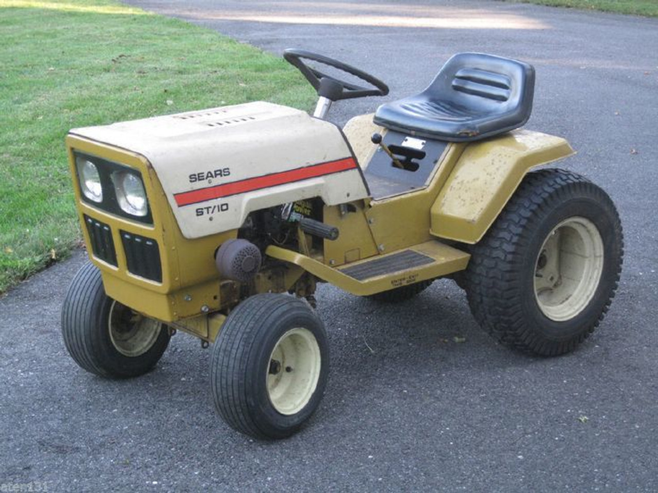 2009 crafstman 42 inch riding mower parts manual