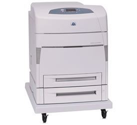 hp color laserjet 5550 manual
