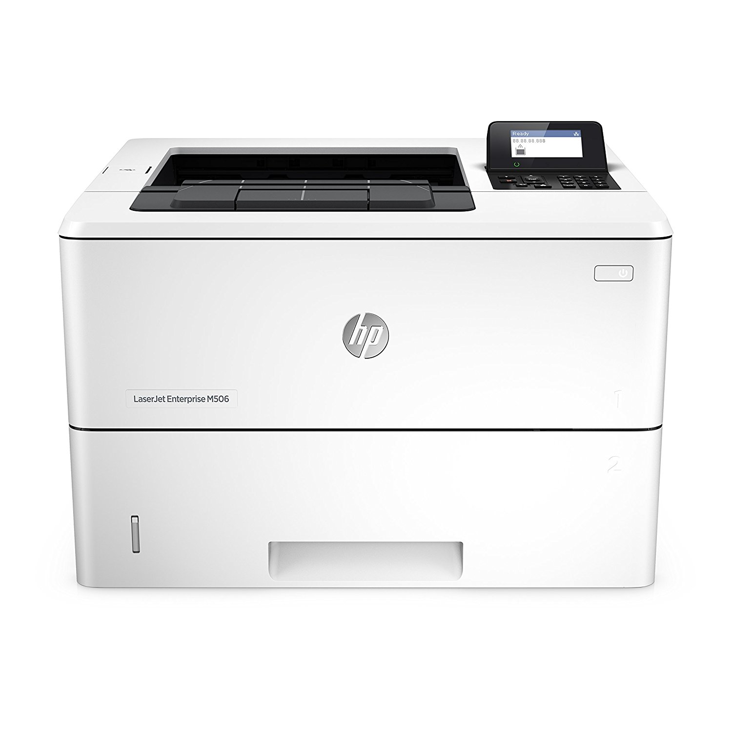 add hp ethernet printer with manual settings