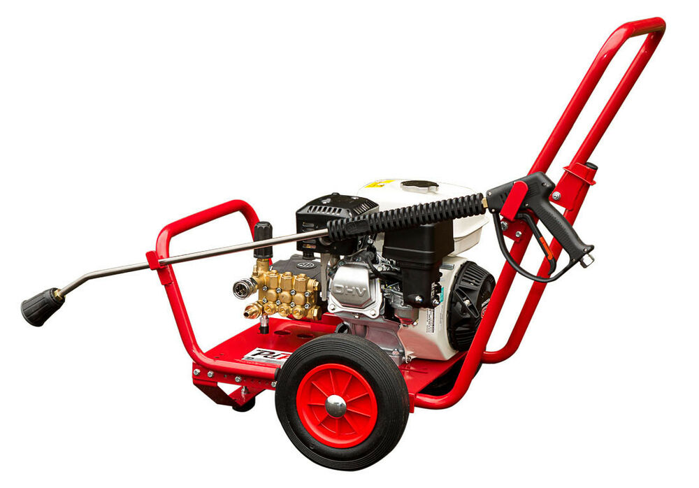 honda 5hp pressure washer manual