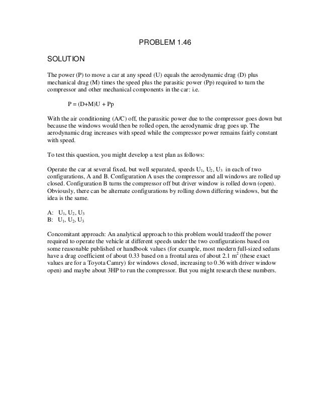 theory and design for mechanical measurements solution manual pdf